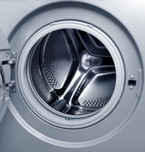 Picture of washing machine drum