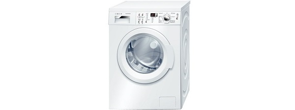 Bosch Exxcel WAQ283S0GB Washing Machine Freestanding White