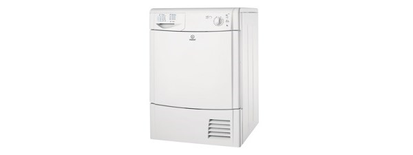 Indesit Start IDC85 Condenser Tumble Dryer Freestanding White