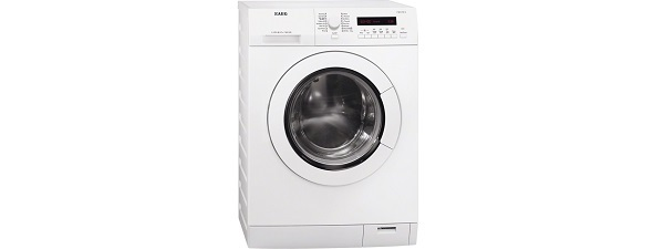 AEG Lavamat Turbo L75480WD Washer Dryer Freestanding White