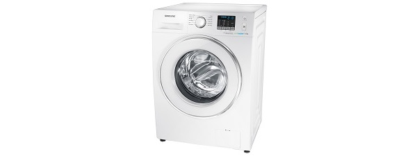 Samsung Ecobubble WF80F5E0W4W Washing Machine Freestanding White