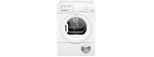 Hotpoint TCYM750C6P Condenser Freestanding Tumble Dryer White