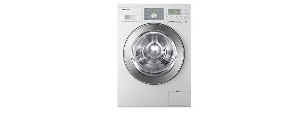 Samsung Ecobubble WD0804W8E  Washer Dryer Freestanding (White or Stainless Steel)