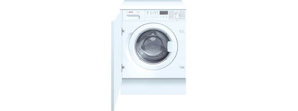 Bosch Logixx WIS28440GB Washing Machine Built In White