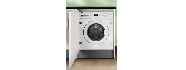 Beko WMI71641 Washing Machine Built In White