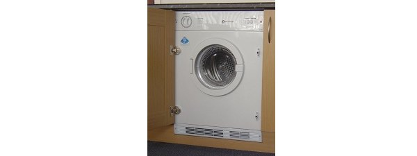 White Knight C43AW Built In Vented Tumble Dryer Review