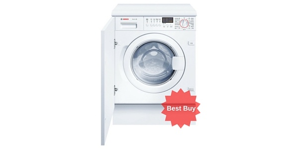 Bosch WIS28441GB Integrated Washing Machine Review