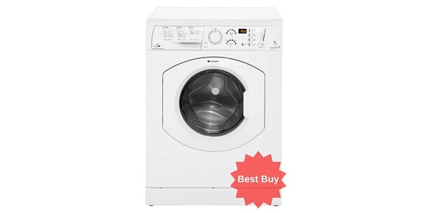 Hotpoint Aquarius+ WDF740P Freestanding Washer Dryer