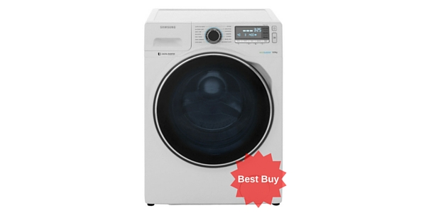 Samsung WW80H7410EW Washing Machine Review