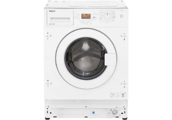 Beko WMI81341 Integrated Washing Machine
