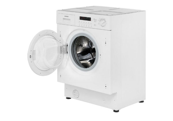Hoover HDB854DN/1 Integrated 8Kg / 5Kg Washer Dryer with 1400 rpm
