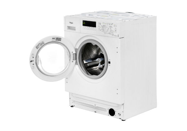 Whirlpool AWO/C7714 Integrated Washing Machine Review