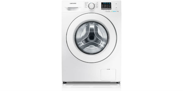 SAMSUNG ecobubble™ WF80F5E2W4W Washing Machine