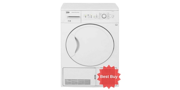 Beko DCU7230W Review