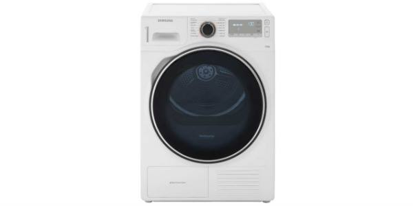 Samsung DV90H8000HW Heat Pump Tumble Dryer