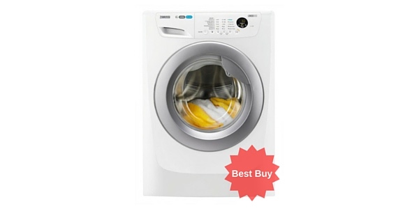 Zanussi ZWF01483WR Washing Machine Review