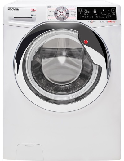 Picture of a top of the range hoover washing machine