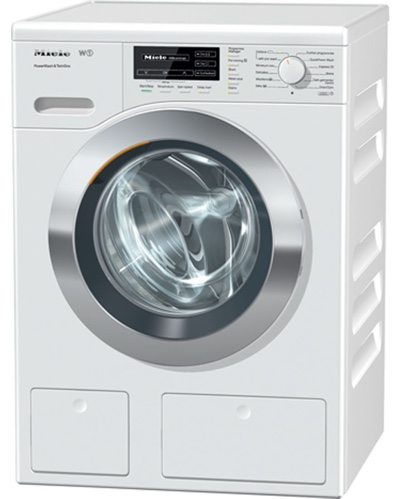 Picture of the Miele W1 ChromeEdition WKH120WPS 8Kg