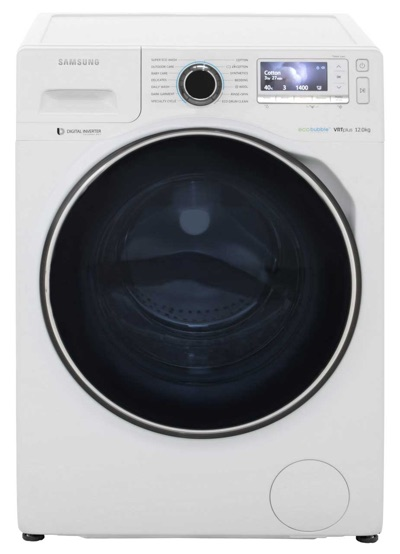 picture of a samsung ecobubble washing machine