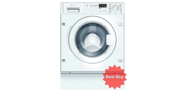 Neff W5440X1GB Integrated 7Kg 1400 rpm Washing Machine