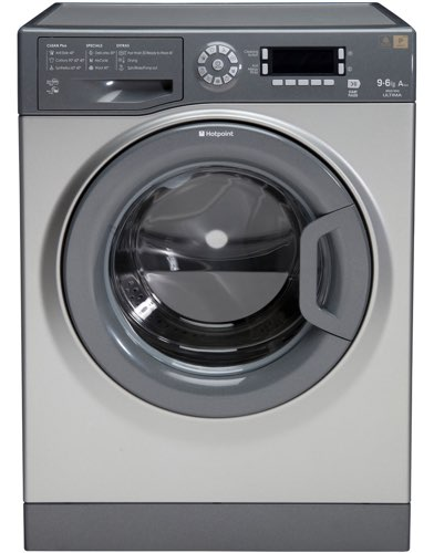 picture of the Hotpoint WDUD9640G 9Kg / 6Kg Washer Dryer