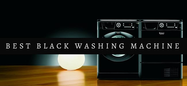 which are the best black washing machines?