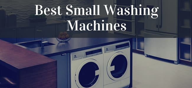 small washing machine reviews