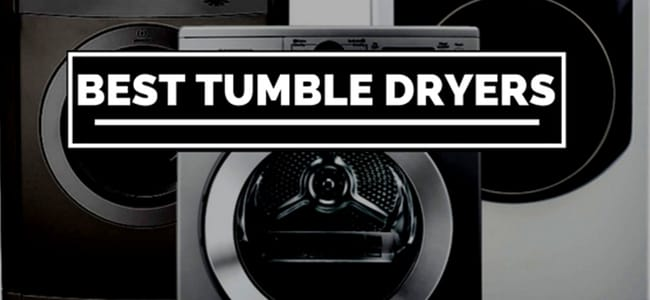 top 5 recommended tumble dryers