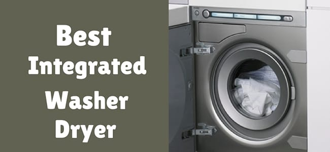 which is the integrated washing machine?