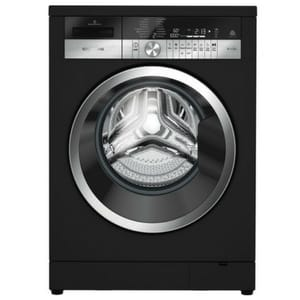 Grundig GWN48430CB black washing machine