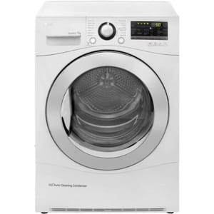 LG RC7066A2Z condenser tumble dryer