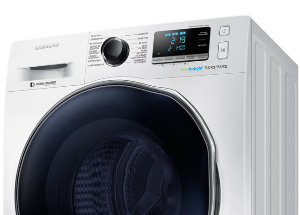 Samsung WD90J6410AW Washer Dryer Review