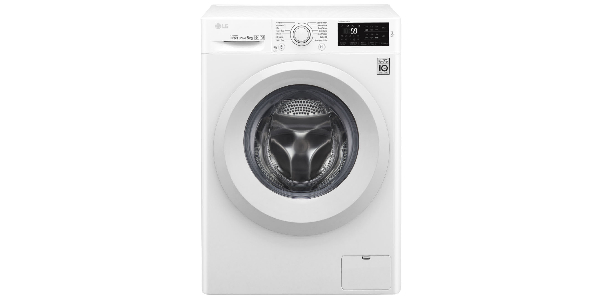 LG F4J5TN3W 1400rpm Washing Machine